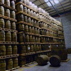 Jameson Irish Whiskey Distillery - Behind the scenes at the Jameson Distillery with Master Distiller Barry Crockett