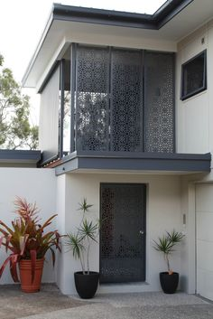 Decorative Driveway Gates for residential and commercial Decorative Screens by Urban Metal
