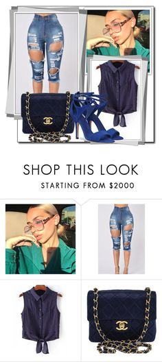 """""""MyWorld 4"""" by azra-90 ❤ liked on Polyvore featuring Chanel"""