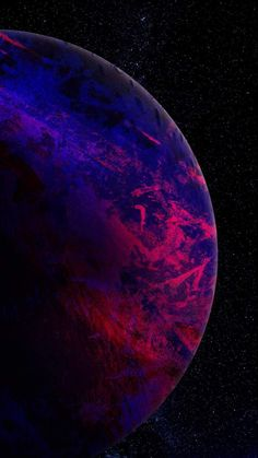 Marble Texture Planet - iPhone Wallpapers