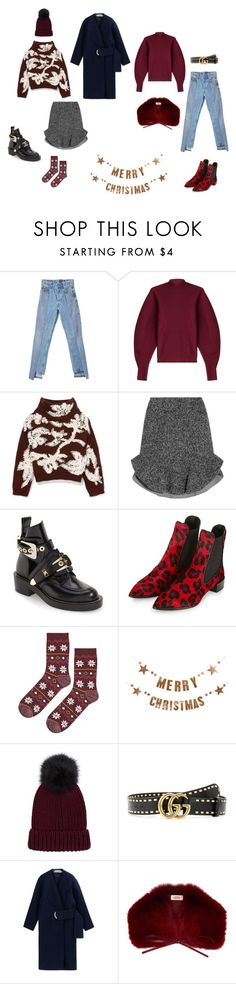 """""""v gosti"""" by neiman-bags on Polyvore featuring мода, Alxvndra, Thierry Mugler, Brunello Cucinelli, Isabel Marant, Balenciaga, Topshop, Bloomingville, Gucci и Jacquemus"""