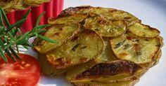V kuchyni vždy otevřeno ...: Rozmarýnové pečené bramborové placičky