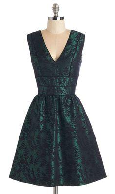 | Modest Maintenance |  Emerald Aisle Dress