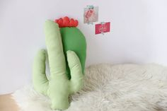 DIY cactus succulent pillow (3)