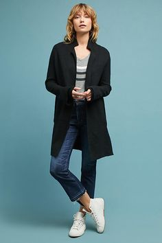 Long Jackets, Cute Shoes, Autumn Winter Fashion, Anthropologie, Cashmere, Normcore, Lifestyle, Coat, My Style