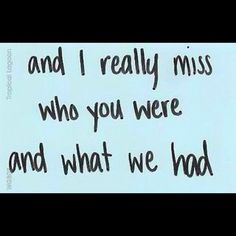 GGGAAAAAHHHHH I SO KNOW.. I MISS ALL OF IT! EVEN MOST OF THE BAD :(