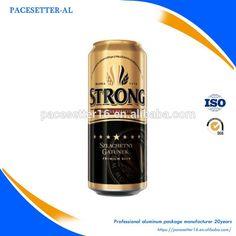 250ml/330ml/500ml wholesale aluminum beer can