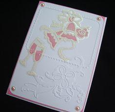 Márcia - cartões: Casamento II