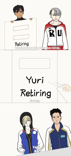 Yuri on Ice || Funny || Comic || Yuri on Ice Comic || Anime || i love this vine lmao