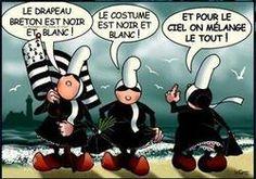Météo et Bretagne (Humour)