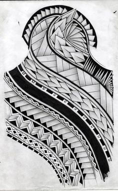samoan tattoo - Google Search