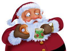 SantaKid-Santa's late!
