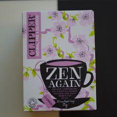 Clipper Organic Zen Again