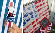 Memorial Day (& 4th of July) Activities for Kiddos and Parties