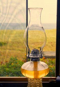 OIL LAMP More