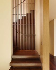 ::STAIR:: interior stair in Courtyard House, designed by Aidlin Darling Design