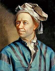On September Swiss mathematician and physicist Leonhard Euler passed away. Euler is considered to be the pre-eminent mathematician of the century and one of the greatest mathematician Algebra, Leonhard Euler, Rule Of 72, Mathematical Analysis, Number Theory, Prime Numbers, Isabelle Adjani, Fluid Dynamics, Extraordinary People