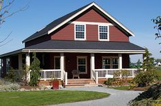 Prefab Farmhouse Cottage Style Houses Farmhouse Style