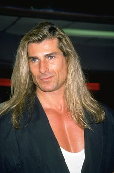Fabio - born on the Ides of March (links to an article on fashion.)