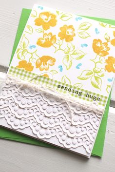 For the Love of Paper: Spellbinders February Small Die Kit of the Month