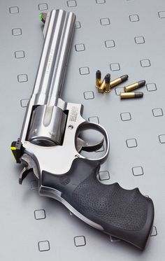 Smith & Wesson 617 ~ Too much gun?