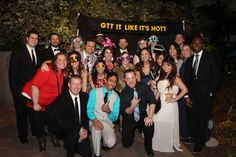 """Manchester University College of Pharmacy 2nd Annual """"Pharmacy Phormal"""" was held at Fort Wayne's Botanical Gardens"""