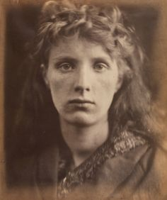 Julia Margaret Cameron's Victorian portrait photography – in pictures  The Mountain Nymph Sweet Liberty, June 1866