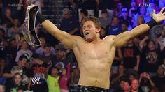 The Miz Becomes The New WWE Intercontinental  Champion - http://www.wrestlesite.com/wwe/miz-becomes-new-wwe-intercontinental-champion/