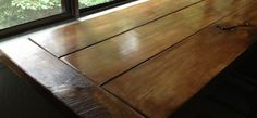 Comely Corvallis Natural Wood Dining Table and natural wood dining sets