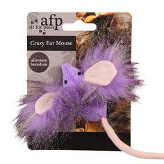 Crazy Ear Mouse - Rato Orelhudo - AFP