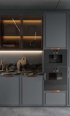 New kitchen modern light doors ideas - Modern Kitchen Kitchen Decor Themes, Home Decor Kitchen, New Kitchen, Kitchen Modern, Kitchen Ideas, Kitchen Country, Kitchen Trends, Room Decor, Küchen Design