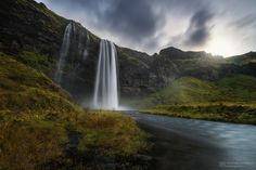 Seljalandsfoss by Alex Lauterbach on 500px