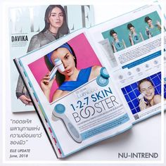Galvanic Spa, Body Butter, Beauty Skin, Nu Skin, Social Media, Skin Care, Gadgets, Business, Home Spa Treatments