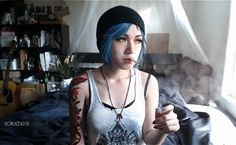 Soratane as Chloe Price, Life Is Strange. hella