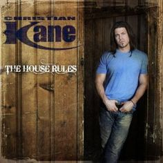 Christian Kane The House Rules CD - Southern Rock Country