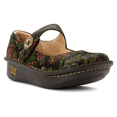 Alegria by PG Lite Women's Paloma Mary Jane,Winter Garden Leather,EU 34 M * Learn more by visiting the image link.