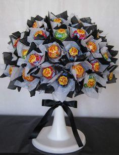 Sweet/Candy Tree DIY Kit Unique INCLUDES Chupa Chups Lollies - Colour Choice