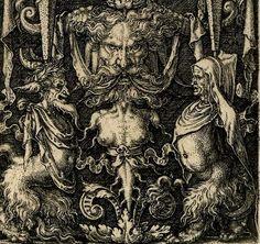 Slightly Grotesque: Heinrich Aldegrever