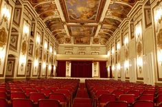 Esterhazy Palace! I've sung on this very stage.