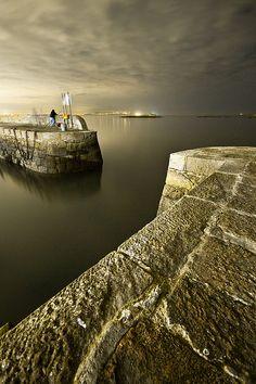 Coliemore Harbour, Dalkey, Dublin, Ireland. photo by jogorman (flickr)