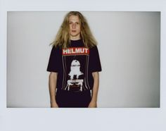 The Helmut Lang Seen by Shayne Autumn Tour Merch Collection, Dropping Tuesday, Is an Audience Pleaser