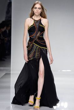 Atelier Versace Alta Costura Primavera Verano 2016