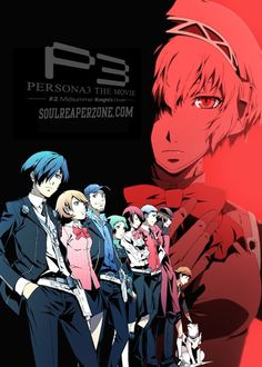 Persona 3 the Movie 2: Midsummer Knight's Dream [Director's Cut/Extended] Bluray [BD] 480p 220MB | 720p 400MB | 1080p 700MB MKV Persona 3 Anime, Persona 3 Aigis, Persona 4, Shin Megami Tensei Persona, Dream Anime, Natsume Yuujinchou, Voice Actor, Animation Film, Manga