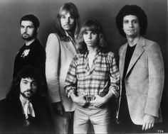 Band formed in Chicago, Illinois by brothers, Chuck and John Panazo and their friend Dennis DeYoung in 1971.
