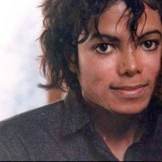 Michael Jackson <3 the face of an Angel