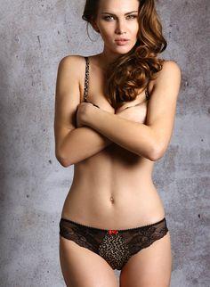 Chilot D1538 Ange Demon, New Years Outfit, Women Lingerie, Bikinis, Swimwear, Thong Bikini, Nude, Sexy, Pretty
