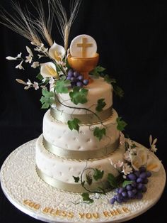 I would love to make this cake for someone....
