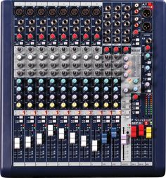 Soundcraft Signature 12 MTK Mixer and Audio Interface with Effects Phantom Power, Studio Gear, Recorder Music, Audio Amplifier, Mixers, New Technology, Karaoke, Console, Digital