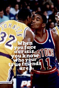 30e3751cc52f Magic Johnson Basketball Quotes Magic Johnson