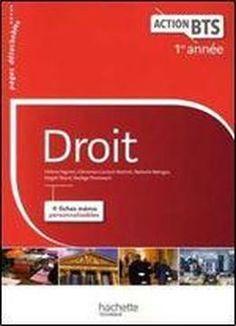 Action Bts Droit Bts 1re Annee - Livre Eleve - Ed. 2017 free ebook